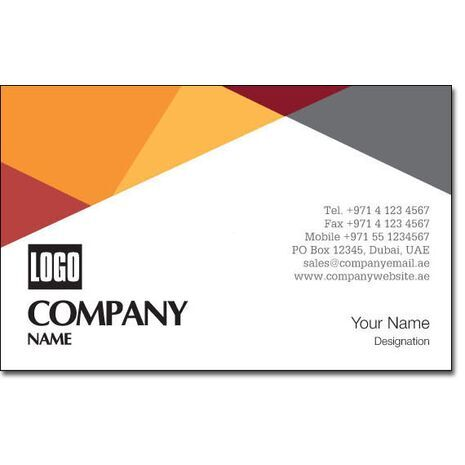 Business Card BC 0177