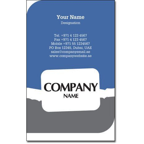 Business Card BC 0178