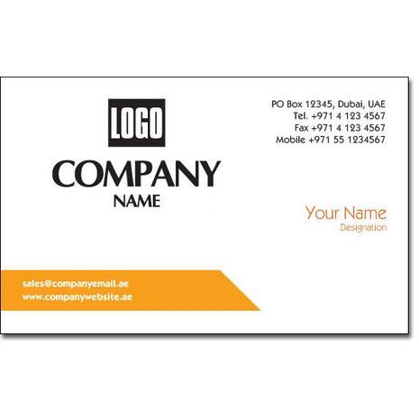 Business Card BC 0181