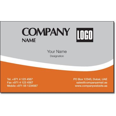 Business Card BC 0184