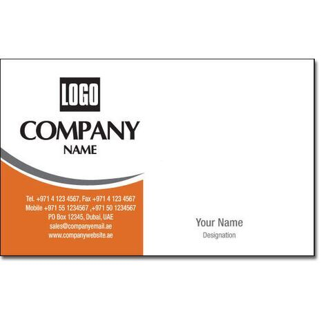 Business Card BC 0190