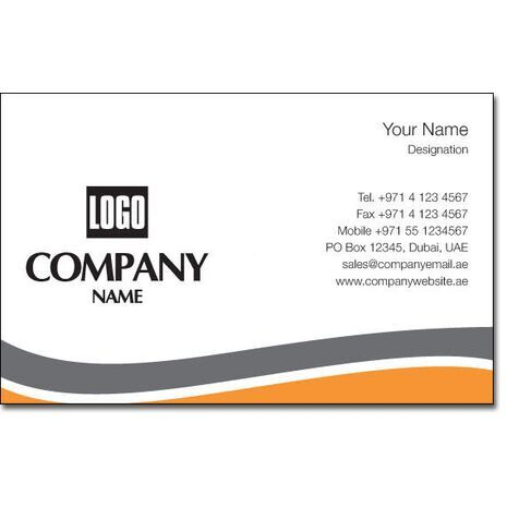 Business Card BC 0192