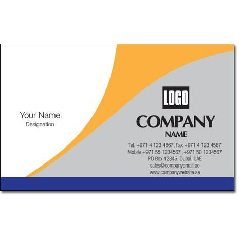 Business Card BC 0193
