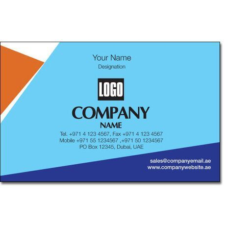 Business Card BC 0196