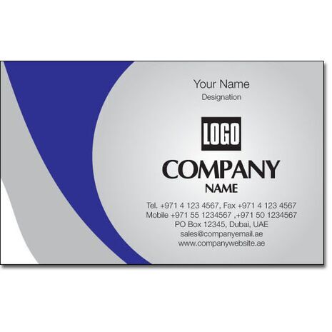 Business Card BC 0198