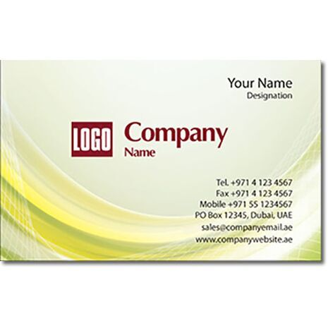 Business Card BC 0206