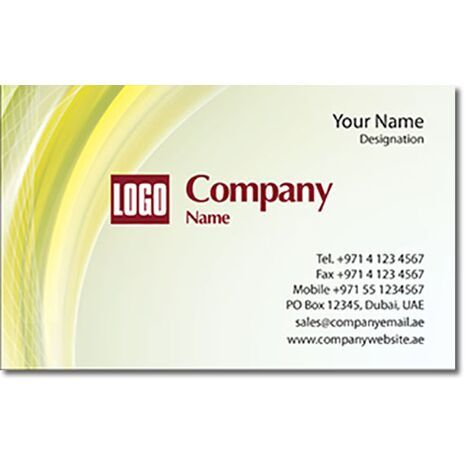 Business Card BC 0207