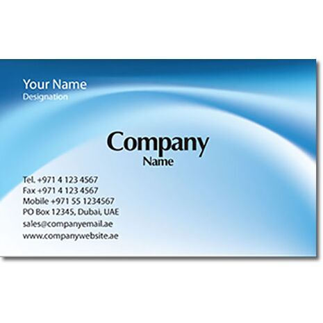 Business Card BC 0209