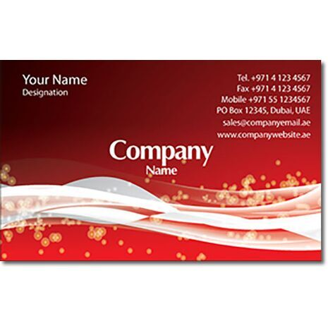 Business Card BC 0210