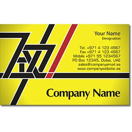 Business Card BC 0216
