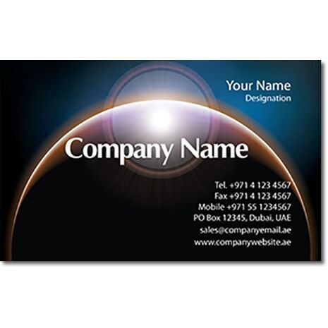 Business Card BC 0220
