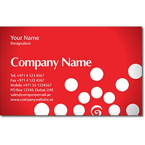 Business Card BC 0222
