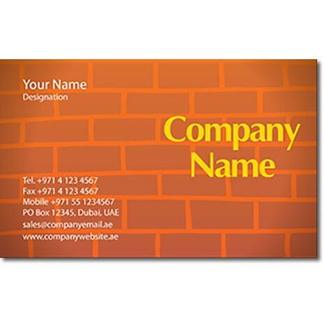 Business Card BC 0228