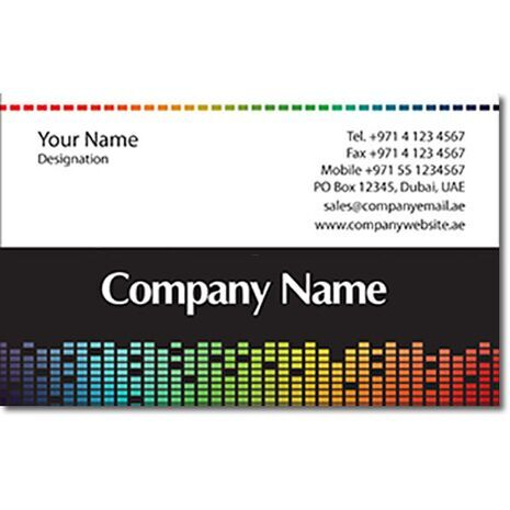 Business Card BC 0229