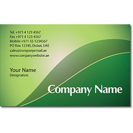 Business Card BC 0237