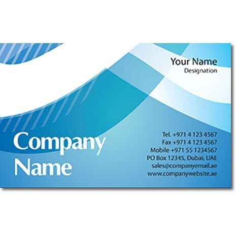 Business Card BC 0238
