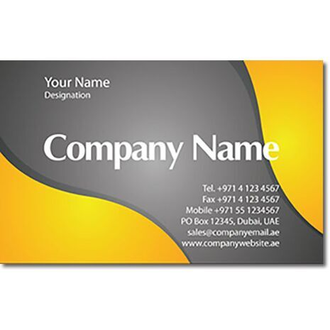 Business Card BC 0242