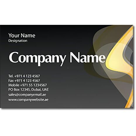 Business Card BC 0244