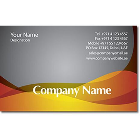 Business Card BC 0245