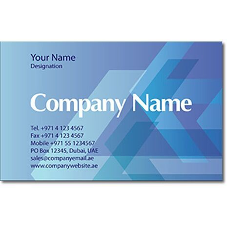 Business Card BC 0249