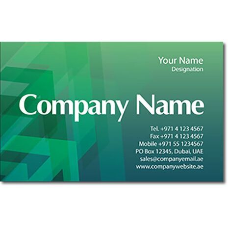 Business Card BC 0253
