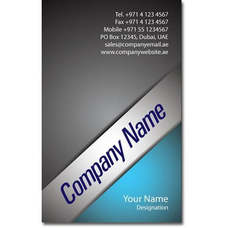Business Card BC 0256