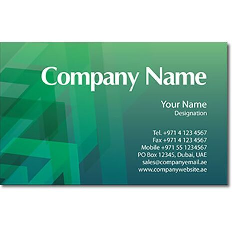 Business Card BC 0258