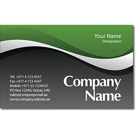 Business Card BC 0259