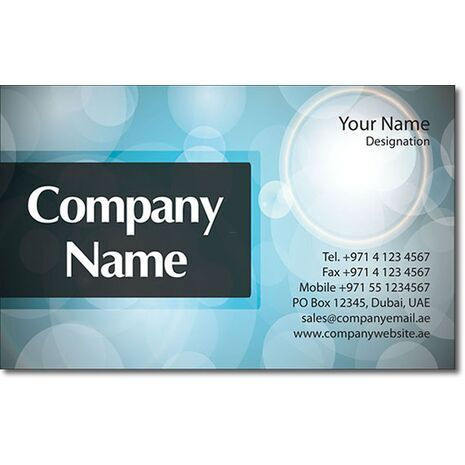 Business Card BC 0262