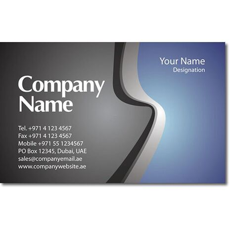 Business Card BC 0263