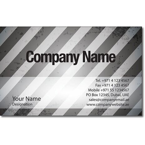 Business Card BC 0271