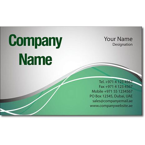 Business Card BC 0289