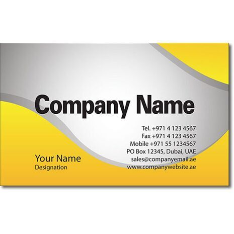 Business Card BC 0290
