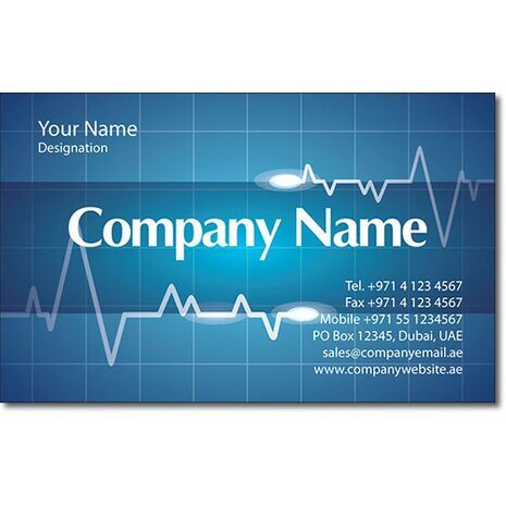 Business Card BC 0295