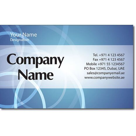 Business Card BC 0297