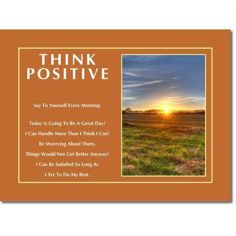 Motivational Print Attitude MP AT 005