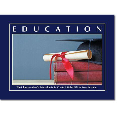 Motivational Print Education MP ED 2101