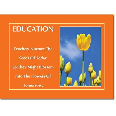 Motivational Print Education MP ED 2103