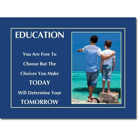 Motivational Print Education MP ED 2104