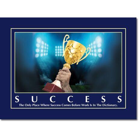 Motivational Print Success MP SU 1112