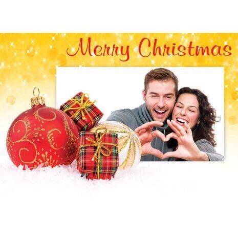 Personalised Christmas Card 003