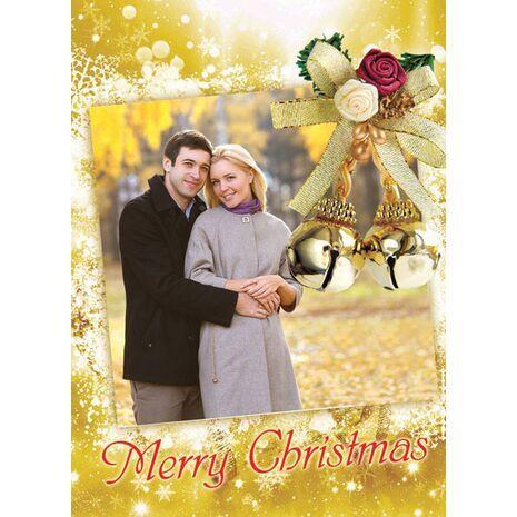 Personalised Christmas Card 004