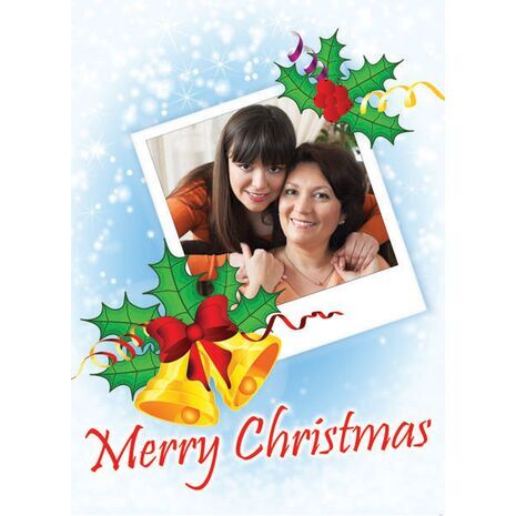 Personalised Christmas Card 008
