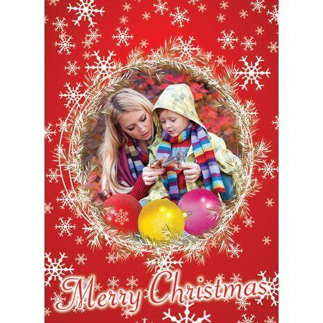 Personalised Christmas Card 009