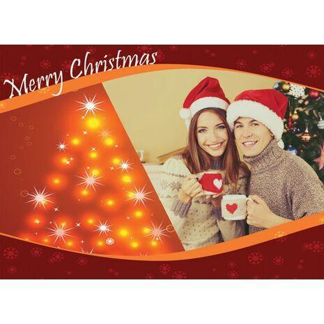 Personalised Christmas Card 011
