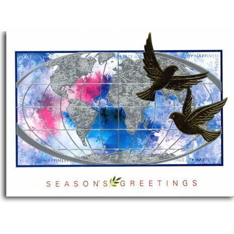 Corporate Christmas Card CCC 5056