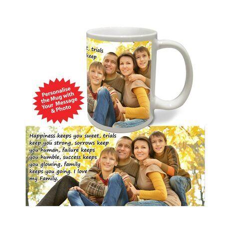 Personalised Pictorial Mug Family PP FM 1204