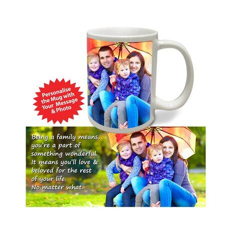 Personalised Pictorial Mug Family PP FM 1205