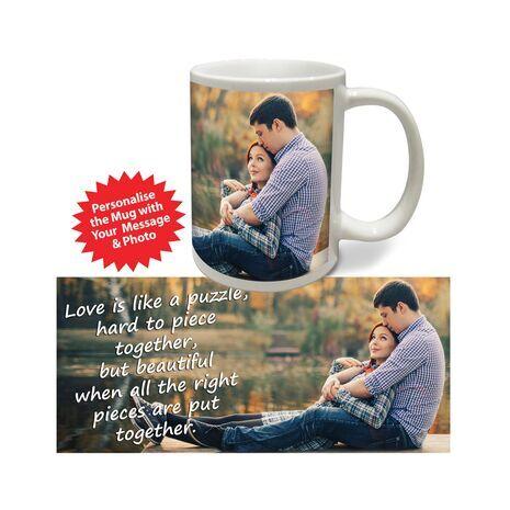 Personalised Pictorial Mug Love PP LM 1102
