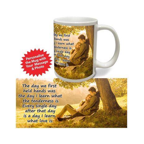 Personalised Pictorial Mug Love PP LM 1104